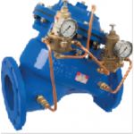 Double-Chamber Pressure Reducer