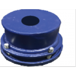 Strained Threaded End Cap