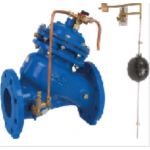 Double Chamber Flow Control Valve