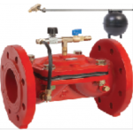 Single Chamber Flow Control Valve